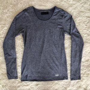 Under Armour Perforated Long Sleeve Top M